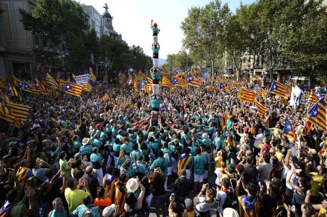 September 11 in Catalonia